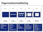 Ontwikkelingsfase van een organisatie